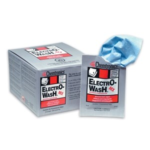 Electro-Wash MX Presaturated Wipe