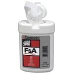 FSA Fusion Splice Aqueous Wipe