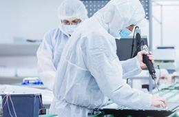 Compatibilidad con Salas Limpias de Los Productos para Quitar El Polvo, Productos ESD y Aerosoles de Chemtronics