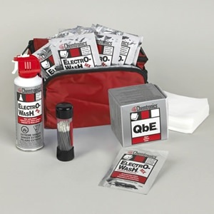 I & M Fiber Optic Cleaning Kit